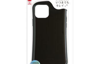 【予約製品】iPhone 11 [CRAYON] 背面キズ修復防指紋 衝撃吸収ハイブリッドケース