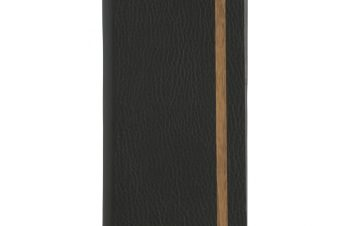 iPhone 11 Pro Max [FlipNote Light] 極薄軽量 クラリーノフリップノートケース