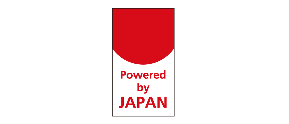 Powered by JAPANイメージ
