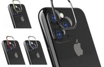 iPhone 11シリーズ用のカメラレンズ保護アルミフレーム「Simplism Lens Bumper」「Simplism Lens Bumper Plus」発売