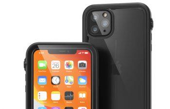 【新製品】iPhone 11用と11 Pro Max用の「カタリスト 完全防水ケース」
