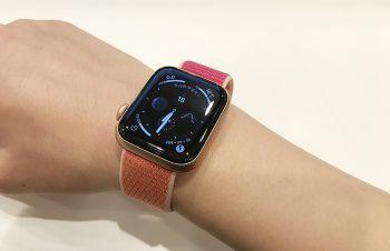 Apple Watchを使ってみる