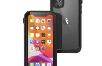 トリニティ、iPhone 11/11 Pro Max向け「カタリスト 完全防水ケース」