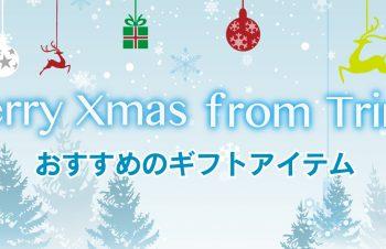 一部プライスダウンも!「クリスマスにおすすめ」のギフトアイテム