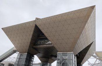 明日(2/12)から東京ビッグサイトで開催されるウェアラブルEXPO急遽出展決定。