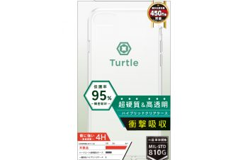 iPhone SE(第2世代)/8/7 [Turtle] ハイブリッドケース
