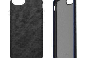 iPhone SE(第2世代)/8/7/6s/6 [NUNO] バックケース – ブルー