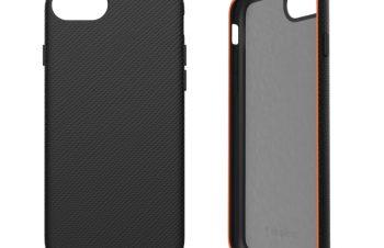 iPhone SE(第2世代)/8/7/6s/6 [NUNO] バックケース – オレンジ
