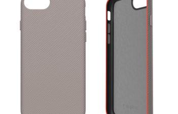 iPhone SE(第2世代)/8/7/6s/6 [NUNO] バックケース – レッド