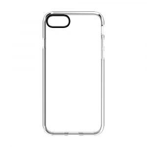 iPhone SE(第2世代)/8/7 [GLASSICA] 背面ガラスケース – ブラック