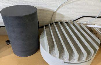 NuAns CADDY テクスチャーブラックが届きました。ブラックの質感も無骨でカッコよく仕上がっています。インテリアにも馴染んでシンプルなデザインに大満足です!製品ページ:https://t.co/0V0pEXxgeW#NuAns #NuAns公式アンバサダー@NuAns_jp