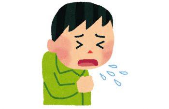 インフルエンザの恐怖!!(10年ぶり2回目)