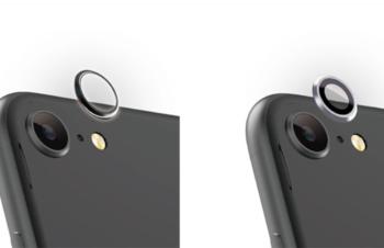 【新製品】SimplismのiPhone SE(第2世代)用カメラレンズ保護カバー2種 – iをありがとう