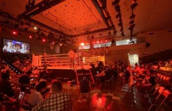 格闘技イベントを応援したい。久々の試合観戦でリアルイベントの大切さを再認識。