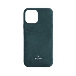 iPhone 12 / iPhone 12 Pro用ケース [NUNO] 本革バックケース – ブルー