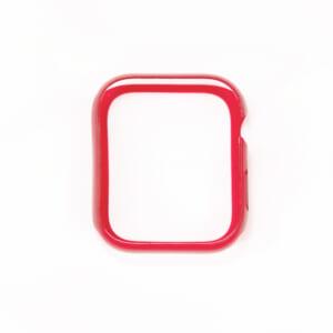 Apple Watch 40mm SE / 6 / 5 / 4 バンパーケース – レッド