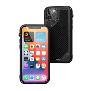 カタリスト iPhone 12 / iPhone 12 Pro 衝撃吸収ケース Vibeシリーズ – ブラック