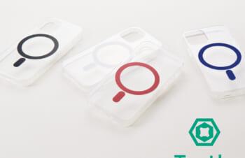 【新製品】SimplismのMagSafe対応クリアケースとシリコンケース、iPhone 12/12 Pro用と12 mini用