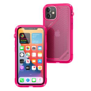 カタリスト iPhone 12 mini 衝撃吸収ケース Vibeシリーズ – ピンク