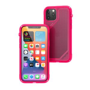 カタリスト iPhone 12 / iPhone 12 Pro 衝撃吸収ケース Vibeシリーズ – ピンク