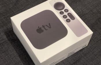 Apple TV 4K(第2世代)がやってきた。体感するのはSiriリモートのみ?
