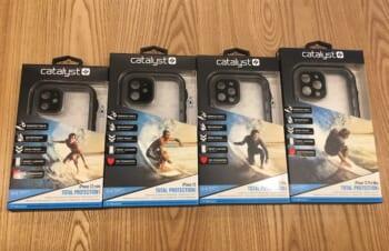 お待たせしました・2021! 〜iPhone 12シリーズ用Catalyst完全防水ケースについて〜