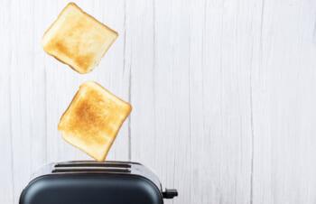 感動のバタートースト〜BALMUDA The Toaster〜