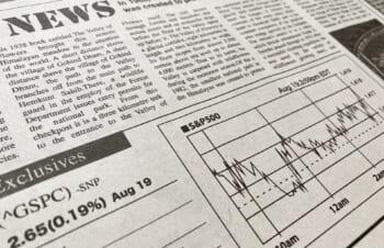 ルーチンワーク 新聞を読むということ