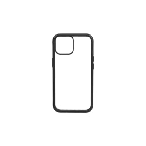 iPhone 13 mini [GRAV] 衝撃吸収 ハイブリッドケース – ブラック