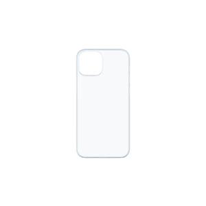 iPhone 13 mini [AIR-REAL] 超極薄軽量ケース – ホワイト