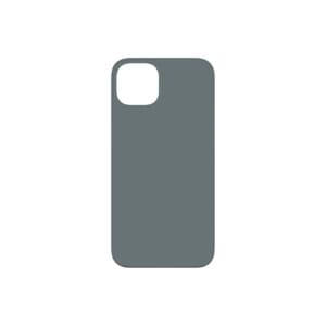 iPhone 13 [AIR-REAL] 超極薄軽量ケース – ブラック
