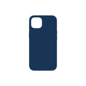 iPhone 13 [Cushion] MagSafe対応 シリコンケース – ブルー