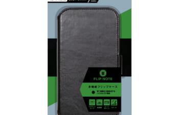 iPhone 13 Pro [FlipNote] 耐衝撃フリップノートケース