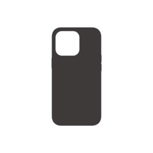 iPhone 13 Pro [Cushion] MagSafe対応 シリコンケース – ブラック