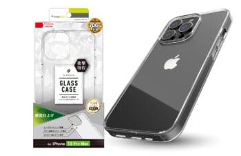 iPhone 13 Pro Max [GLASSICA] 背面ガラスケース