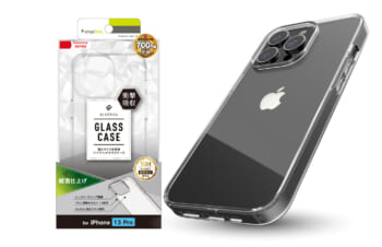 iPhone 13 Pro [GLASSICA] 背面ガラスケース
