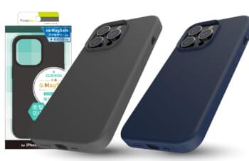iPhone 13 Pro [Cushion] MagSafe対応 シリコンケース