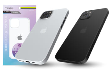 iPhone 13 mini [AIR-REAL] 超極薄軽量ケース